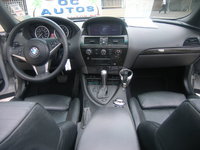 2004 BMW 6 Series, 2d convertible, interior, gallery_worthy