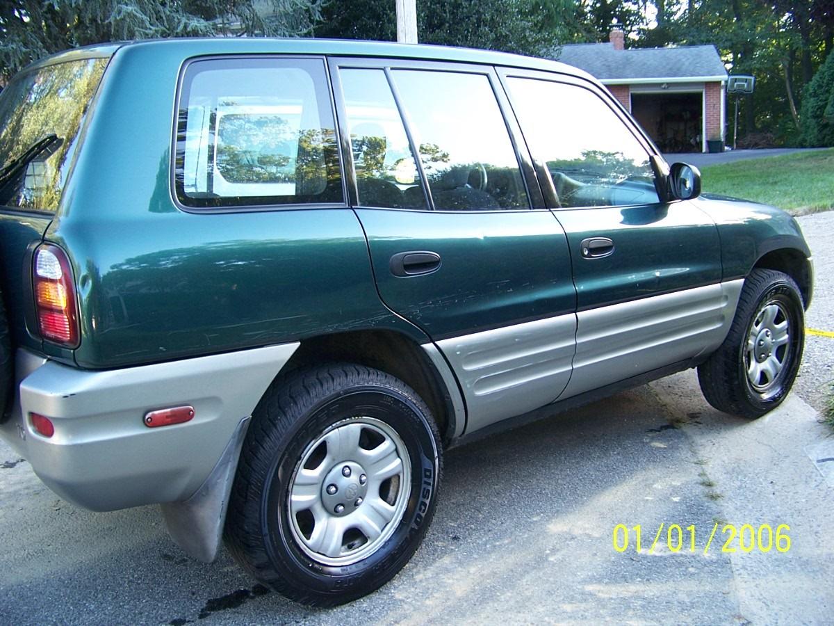2000 Toyota Rav4 Exterior Pictures Cargurus