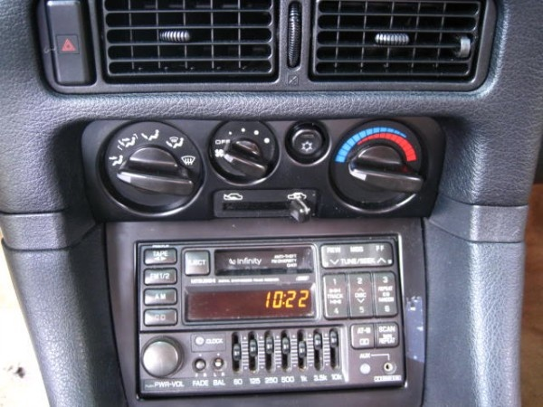 Picture of 1996 Mitsubishi 3000GT 2 Dr SL Hatchback, interior