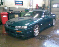 2000 Nissan 200SX Overview