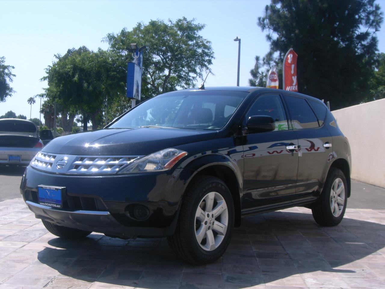 2006 Nissan Murano Pictures Cargurus