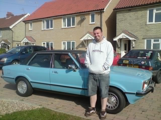 Picture of 1979 Ford Cortina