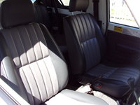 Picture of 1992 Daihatsu Rocky, interior