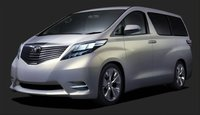 Picture of 2008 Toyota Alphard, exterior, gallery_worthy