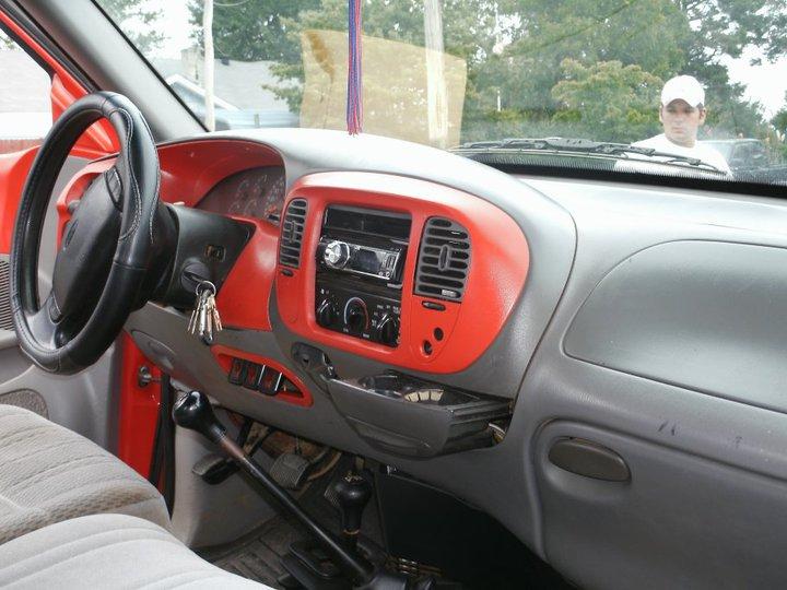 1997 Ford F-150 - Interior Pictures - CarGurus
