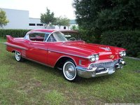 1958 Cadillac DeVille Picture Gallery