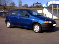 1995 Fiat Punto Overview