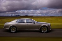 2011 Bentley Mulsanne, side view , exterior, manufacturer