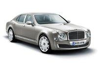 2011 Bentley Mulsanne, front three quarter view , exterior, manufacturer