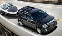2011 GMC Terrain, front view , exterior, manufacturer, gallery_worthy