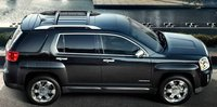 2011 GMC Terrain, side view , exterior, manufacturer