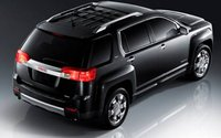 2011 GMC Terrain, back view , exterior, manufacturer