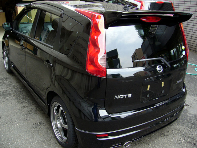 Picture of 2007 Nissan Note, exterior