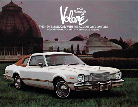 Picture of 1977 Plymouth Volare, interior, gallery_worthy