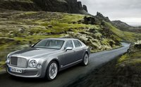 2011 Bentley Mulsanne Overview