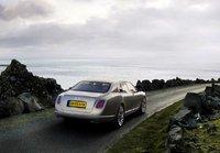 2011 Bentley Mulsanne, back view , exterior, manufacturer