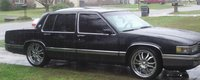 Picture of 1991 Cadillac DeVille Touring Sedan, exterior