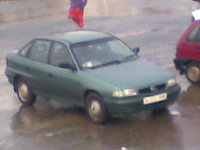 1999 Opel Astra Overview