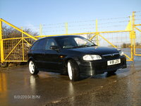 2000 Mazda 323 Overview