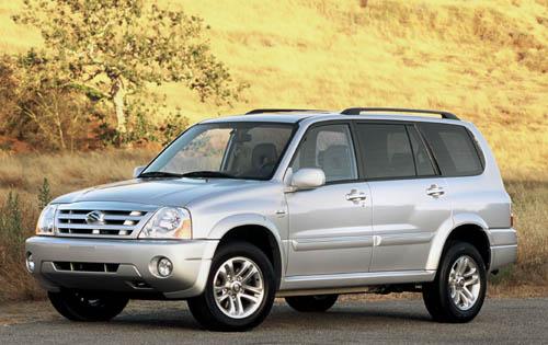 Suzuki Xl7 2010. 2006 Suzuki XL-7 3-Row 2WD