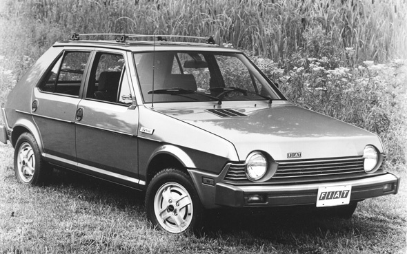 Picture of 1996 Fiat Strada