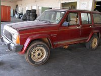 1986 Jeep Cherokee Picture Gallery