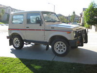 1990 Suzuki Samurai Overview
