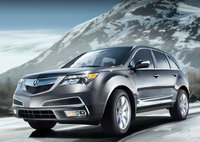2011 Acura MDX, Front Left Quarter VIew, exterior, manufacturer, gallery_worthy