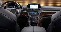 2011 Acura MDX, Interior View, interior, manufacturer