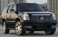 2008 Cadillac Escalade, Front Right Quarter View, exterior, manufacturer, gallery_worthy