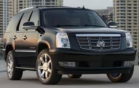 2008 Cadillac Escalade, Front Right Quarter View, exterior, manufacturer