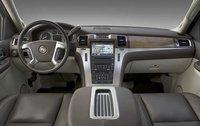 2011 Cadillac Escalade, Interior View, interior, manufacturer