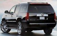 2011 Cadillac Escalade, Back Left Quarter View, exterior, manufacturer