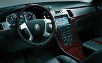 2011 Cadillac Escalade EXT, Interior View, interior, manufacturer