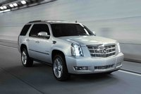 2011 Cadillac Escalade ESV, Front Right Quarter View, manufacturer, exterior