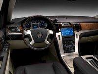 2011 Cadillac Escalade ESV, Interior View, interior, manufacturer