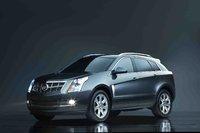 2011 Cadillac SRX, Front Left Quarter View, exterior, manufacturer
