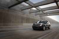 2011 Cadillac SRX, Front Left Quarter View, exterior, manufacturer, gallery_worthy