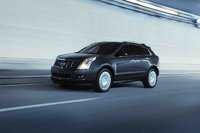 2011 Cadillac SRX, Left Side View, exterior, manufacturer