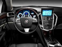 2011 Cadillac SRX, Interior View, interior, manufacturer, gallery_worthy