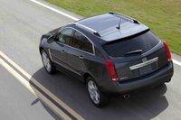 2011 Cadillac SRX, Overhead View, exterior, manufacturer