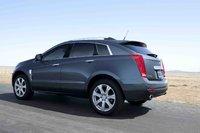 2011 Cadillac SRX, Back Left Quarter View, exterior, manufacturer