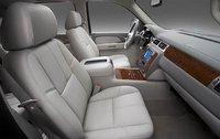 2011 Chevrolet Suburban, Interior View, interior, manufacturer