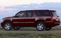 2011 Chevrolet Suburban, Left Side View, exterior, manufacturer