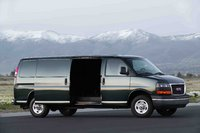 2011 GMC Savana, Right Side View, exterior, manufacturer
