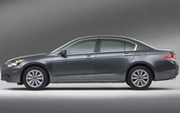 2011 Honda Accord, Left Side View, manufacturer, exterior