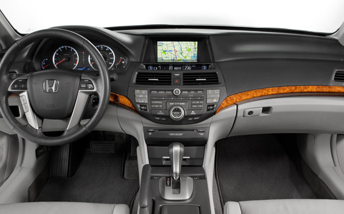 2011 Honda Accord, Interior View, interior, manufacturer
