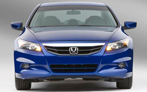 2011 Honda Accord, Front View, manufacturer, exterior