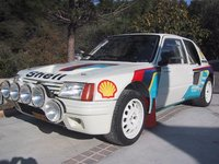 1984 Peugeot 205 Overview