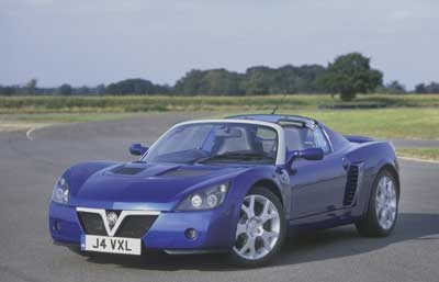 Picture of 2001 Vauxhall VX220
